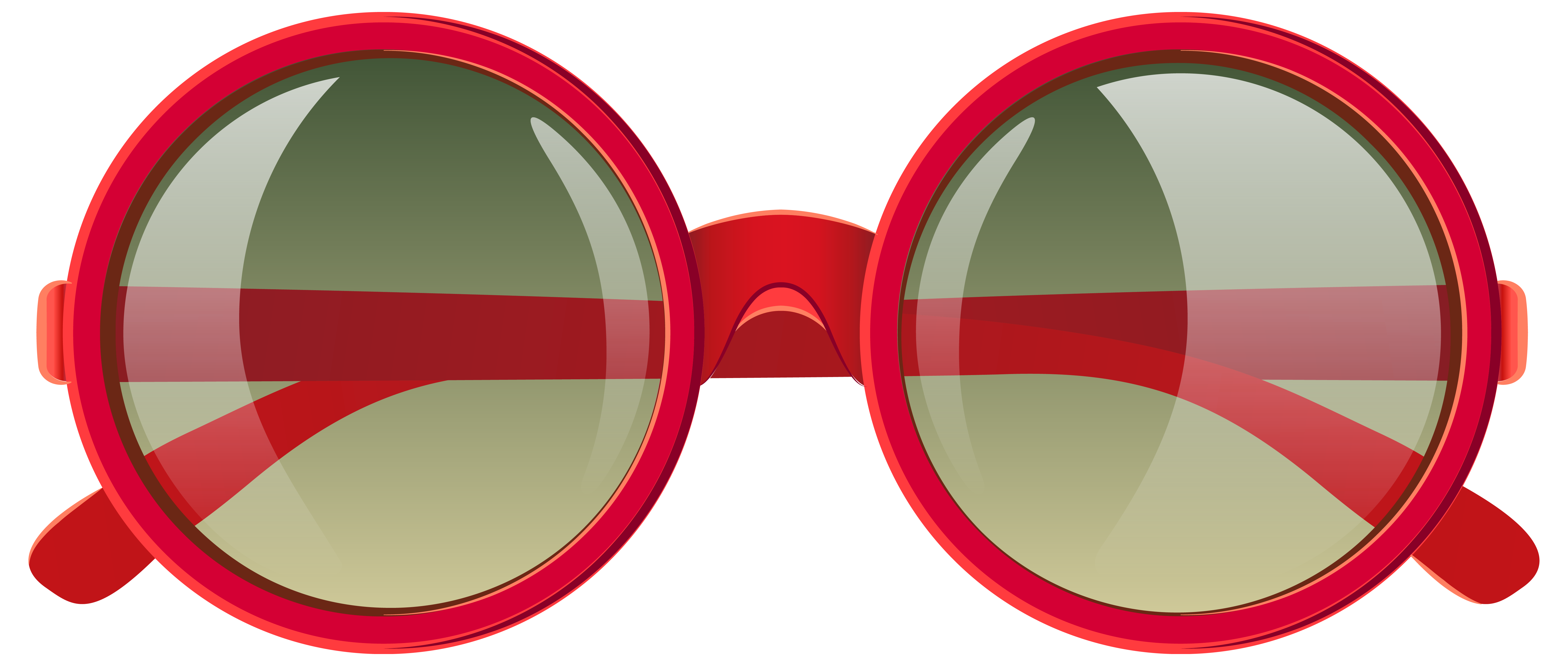 Cute Red Sunglasses Png Clipart Image Gallery Yopriceville High Quality Images And Transparent Png Free Clipart In 2020 Red Sunglasses Clipart Images Sunglasses