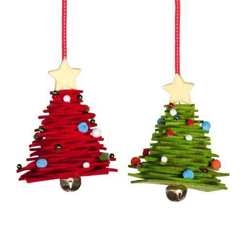 Felt Tree Ornament $12.50