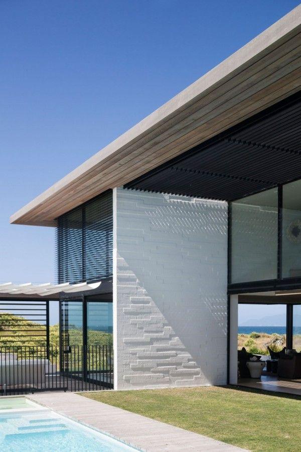 Nouvelle Zelande Terre D Architecture Maisons Contemporaines