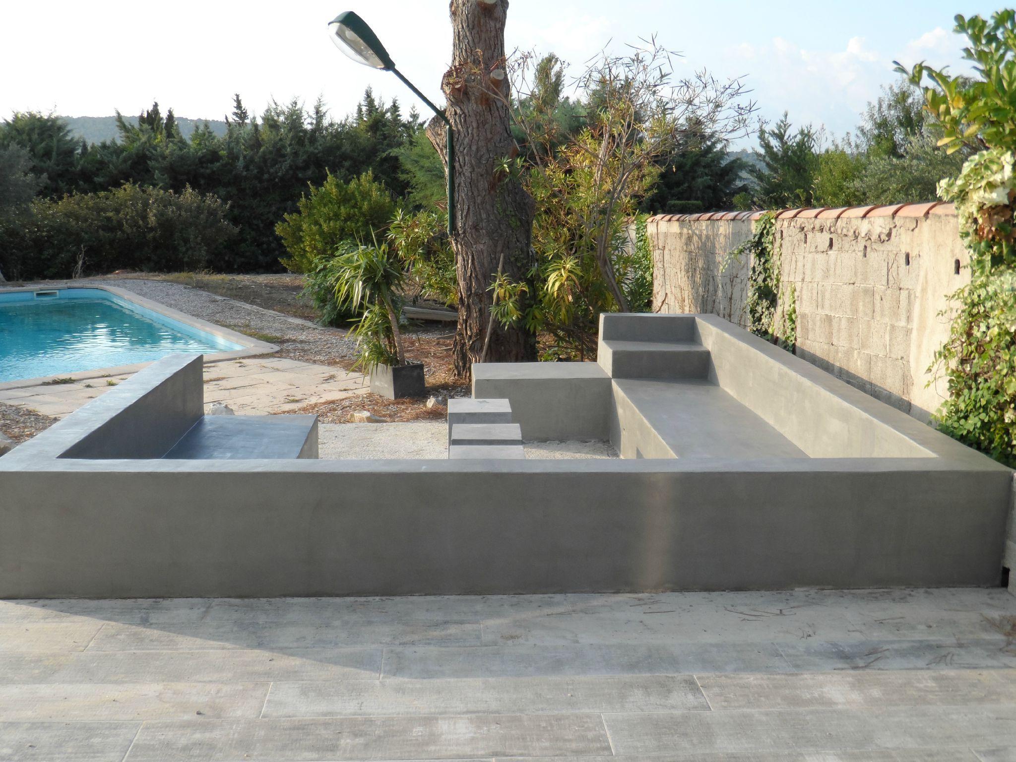 Forbeton à bilderesultat for beton ciré exterieur   debussy extérieur