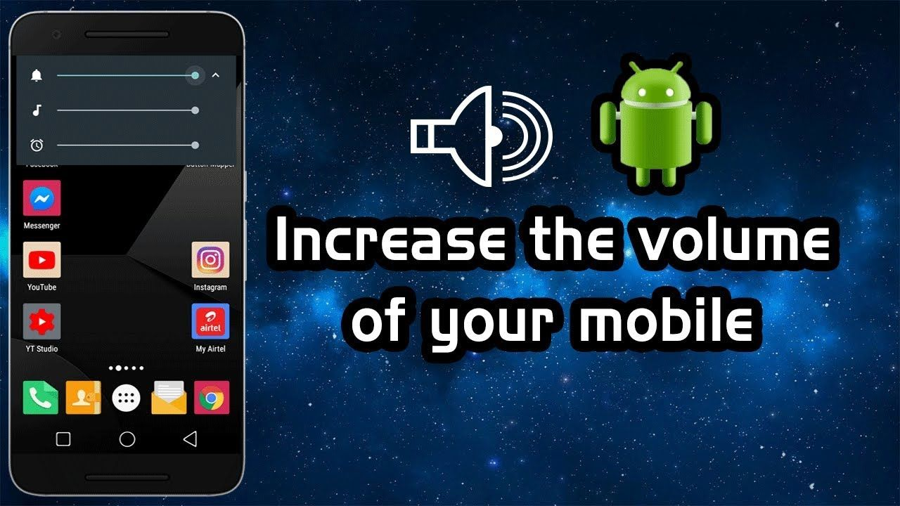 How To Increase Your Mobile Volume 100 Worked Mobile Mobile