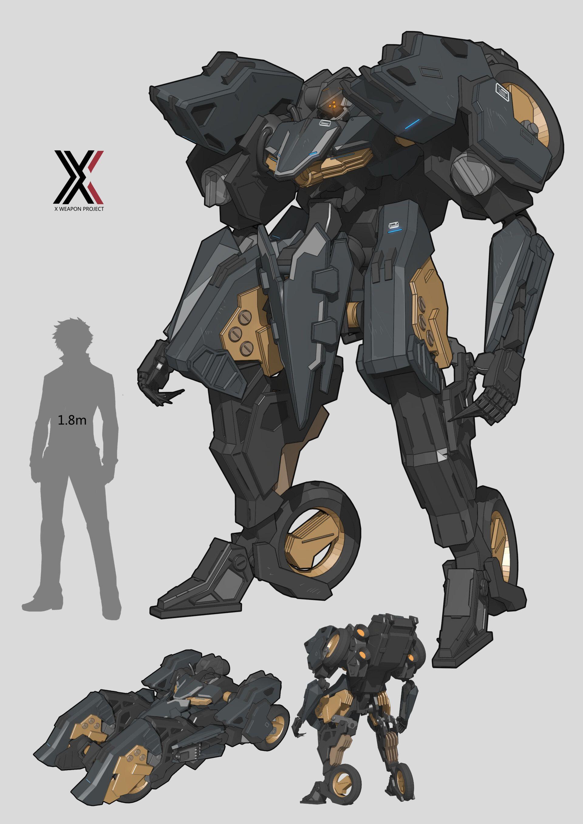 Baju Robot