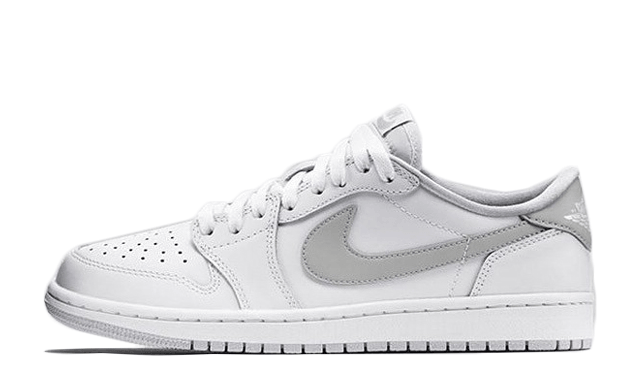 Nike Air Jordan 1 Retro Low OG White  0e17784a8