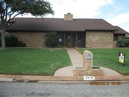 3818 Lake Ridge Dr, San Angelo, TX 76904