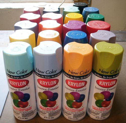 M s de 25 ideas incre bles sobre proyectos con pintura en - Pintura con spray ...