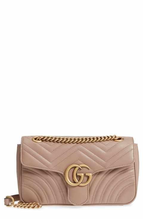 08edf16a8582 Gucci Small GG Marmont 2.0 Matelassé Leather Shoulder Bag ...