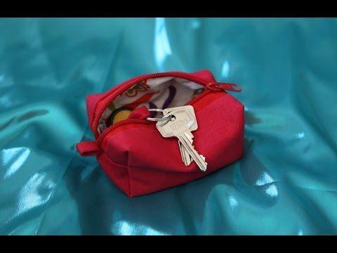 DaIsY´s DIY - Schlüsseltasche / Schlüsseletui mit Reißverschluss ...
