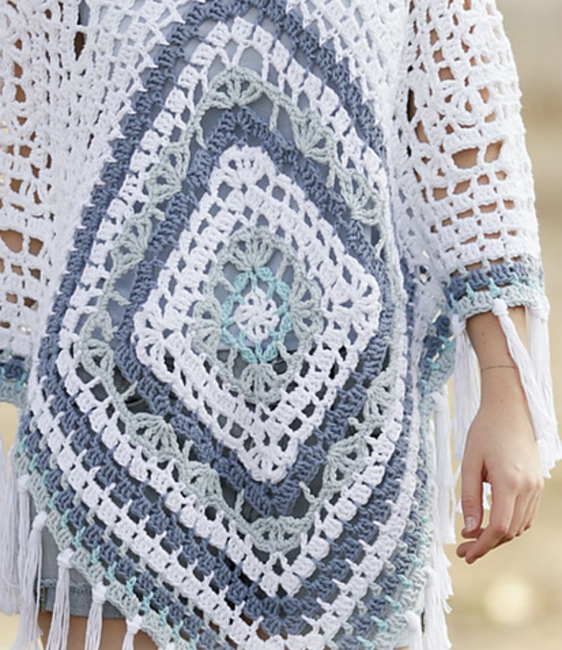 Today I would like to show you a very beautiful crochet pattern ...