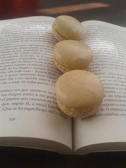 Macarons de café