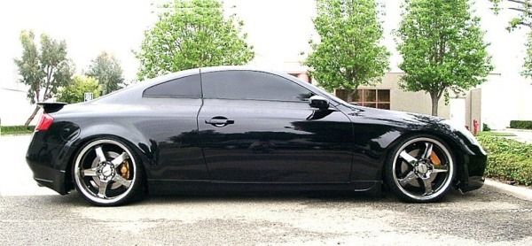 2006 Infiniti G35 Coupe Black New G35 Lupeyos Pinterest Coupe
