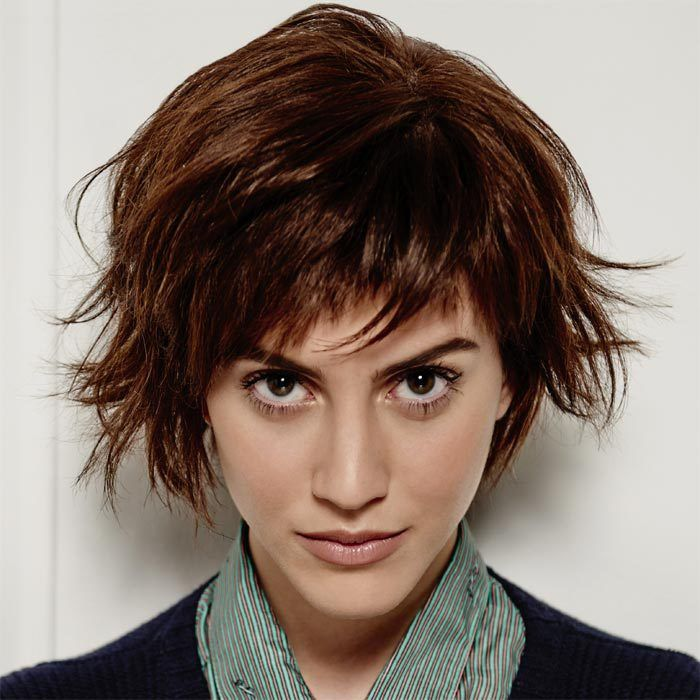 Coiffure cheveux milongs HAIRCOIF tendances automne