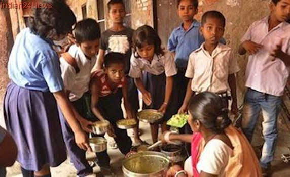 No Aadhaar card required for mid-day meal now