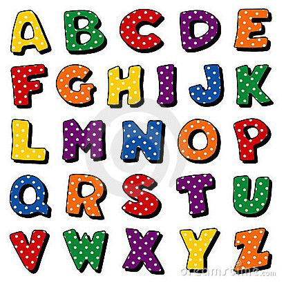 Fancy Alphabet Letters To Print And Cut Out The Alphabet With