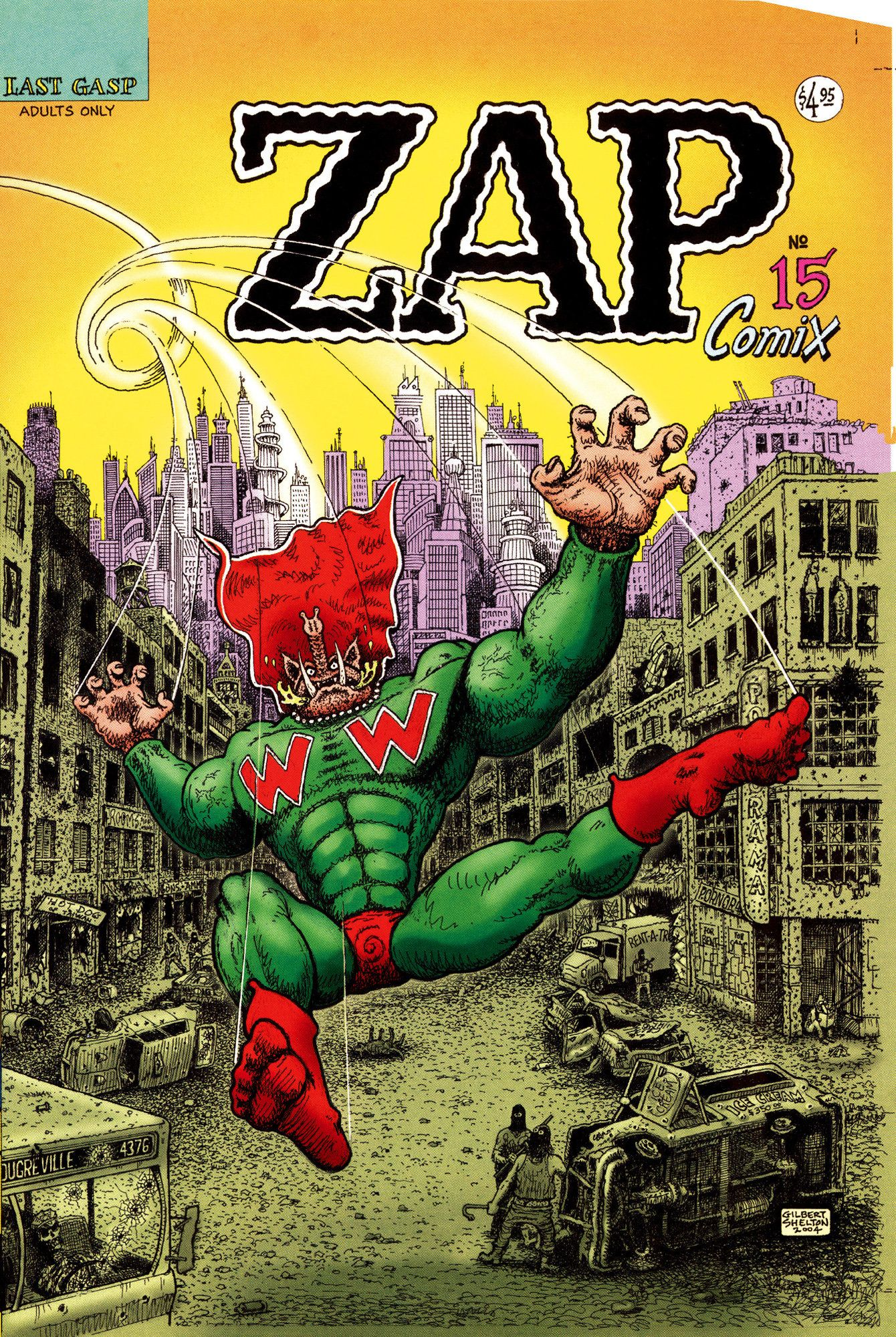 Zap ix Now in a Coffee Table Boxed Set
