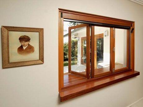 Timber Bi-Fold Windows | Timber Windows | Stegbar Windows ...