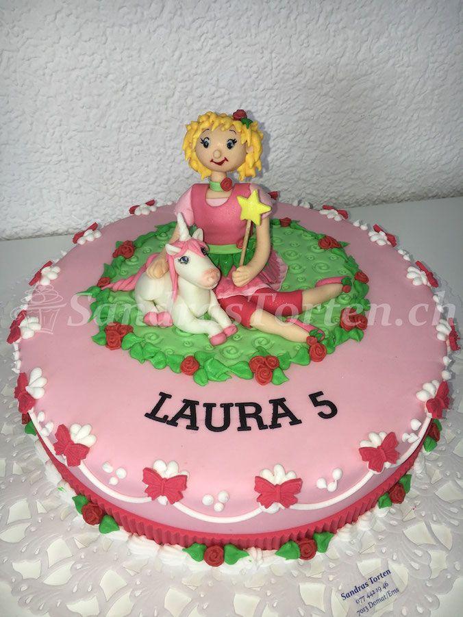 (Bild) Torte mit Lilifee