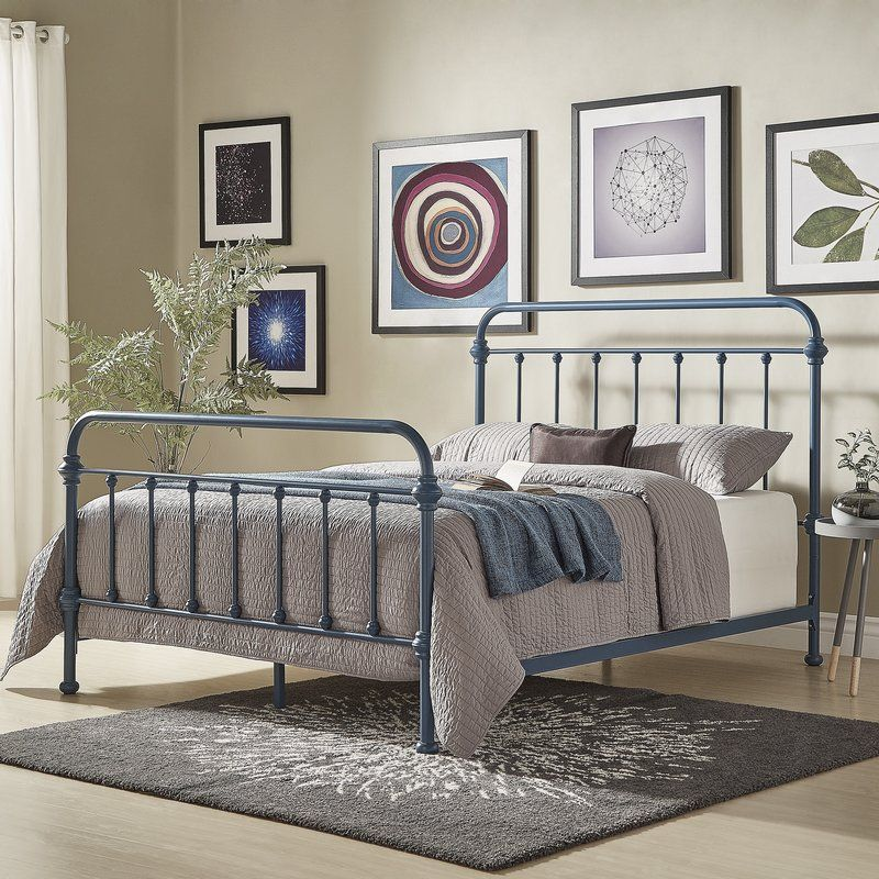 Cavaillon Standard Bed With Images Furniture Upholstered