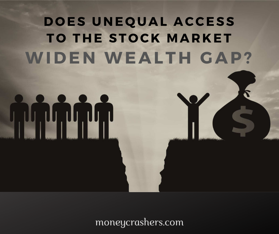 2020 Wealth Gap And Investing Study In 2020 Stock Market