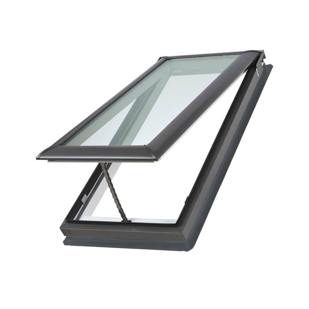 Electric Window Opener For Skylight Windows Such As Velux Fakro