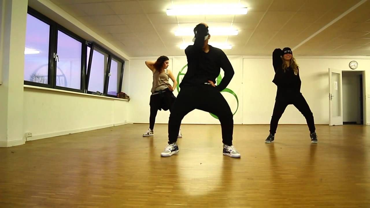 TGT - Lessons in Love Routine by Zcham (Open Class in Gummersbach 30.11.13)