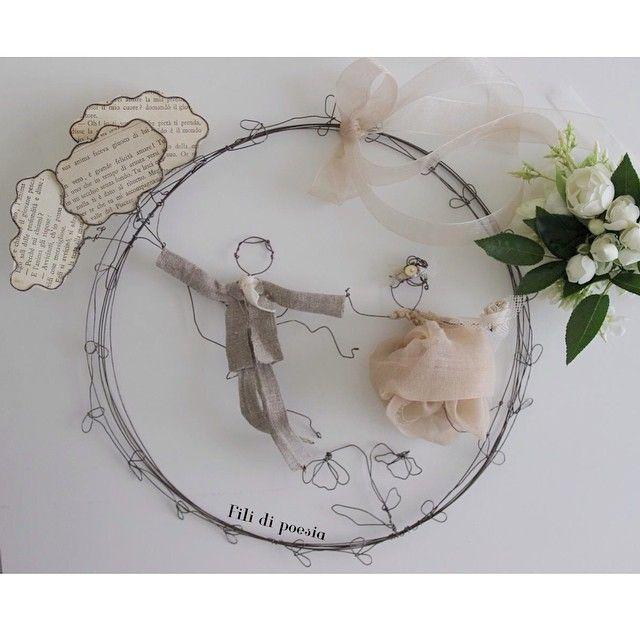 Love dreams that come true Fili di Poesia Wedding | Wedding cake ...