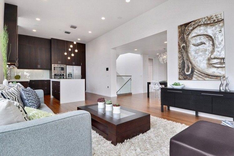 Modern wohnen \u2013 105 Einrichtungsideen für Ihr Wohnzimmer - wohnzimmer bilder modern