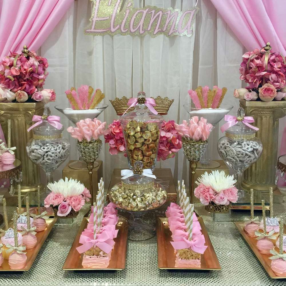 Princess Baby Showers, Baby Shower Parties And Shower Party