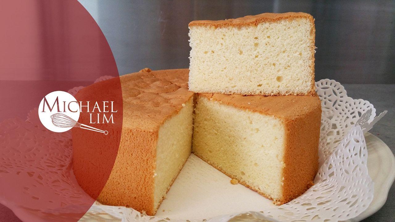 Vanilla Sponge Cake 4 Large Egg Whites 120 Gr 1 Teaspoon Vinegar