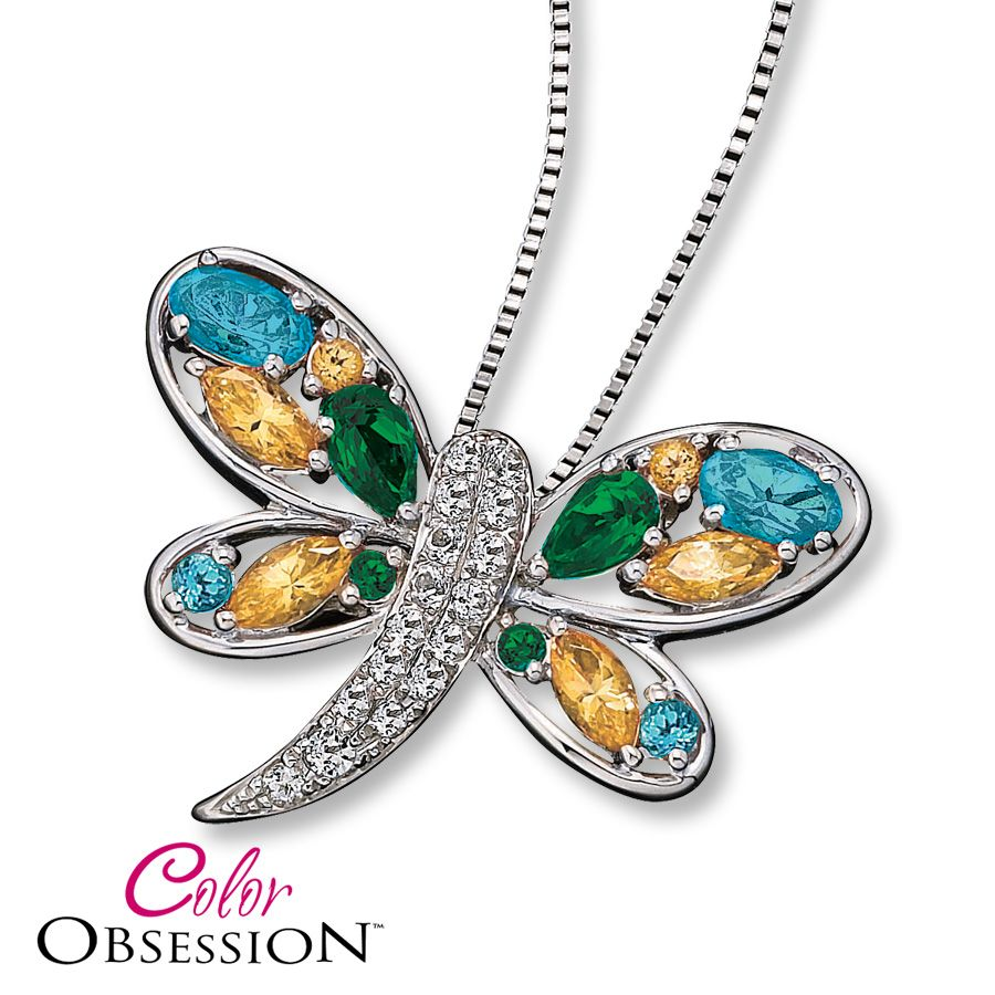 fe2af9ecb Kay's Dragonfly Pendant! | jewelry in 2019 | Dragonfly necklace ...