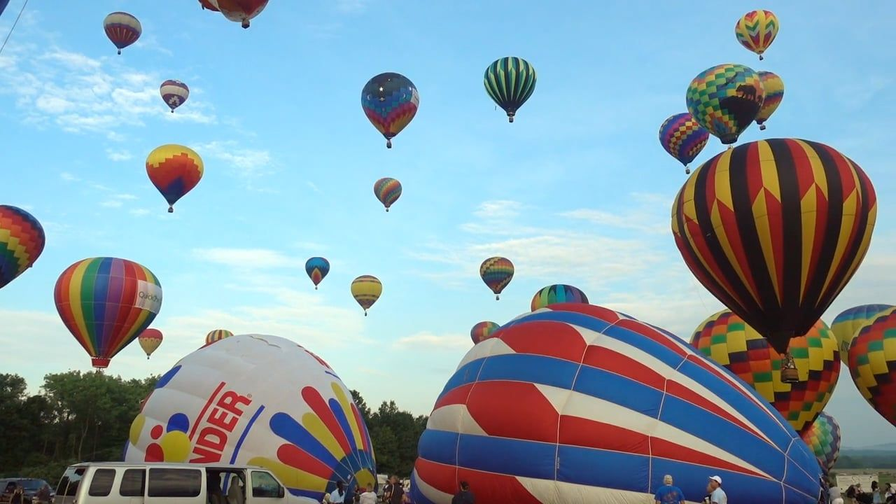 NJ Balloon Festival package could do admission tickets