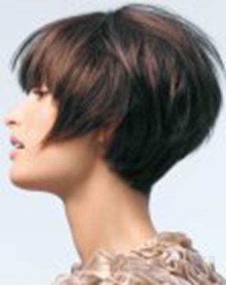 Hair Style For Short Hair Craft Pinterest Frisur