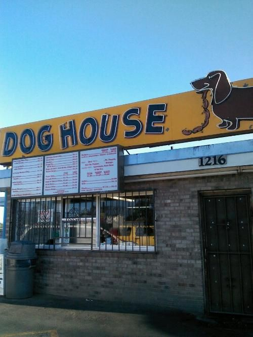 Nm Drive In Restaurants Dog House Drive In Dog House Dogs