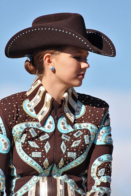 Western Show Cowboy Hats - Horse Showing - HorseCity Forums  9b6d8743db5