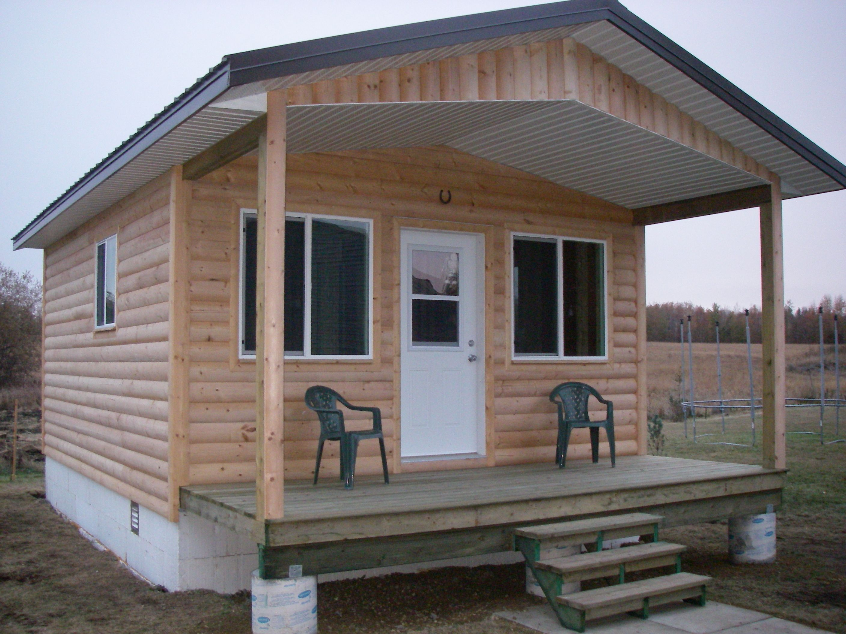 Panelized Prefab Manufactured Cabins Cabin
