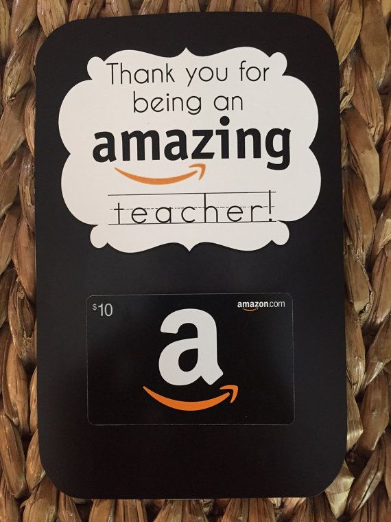 Photo of Thanks for being an Amazing teacher  – Printable {Teacher  Appreciation Gift} Gift card holder