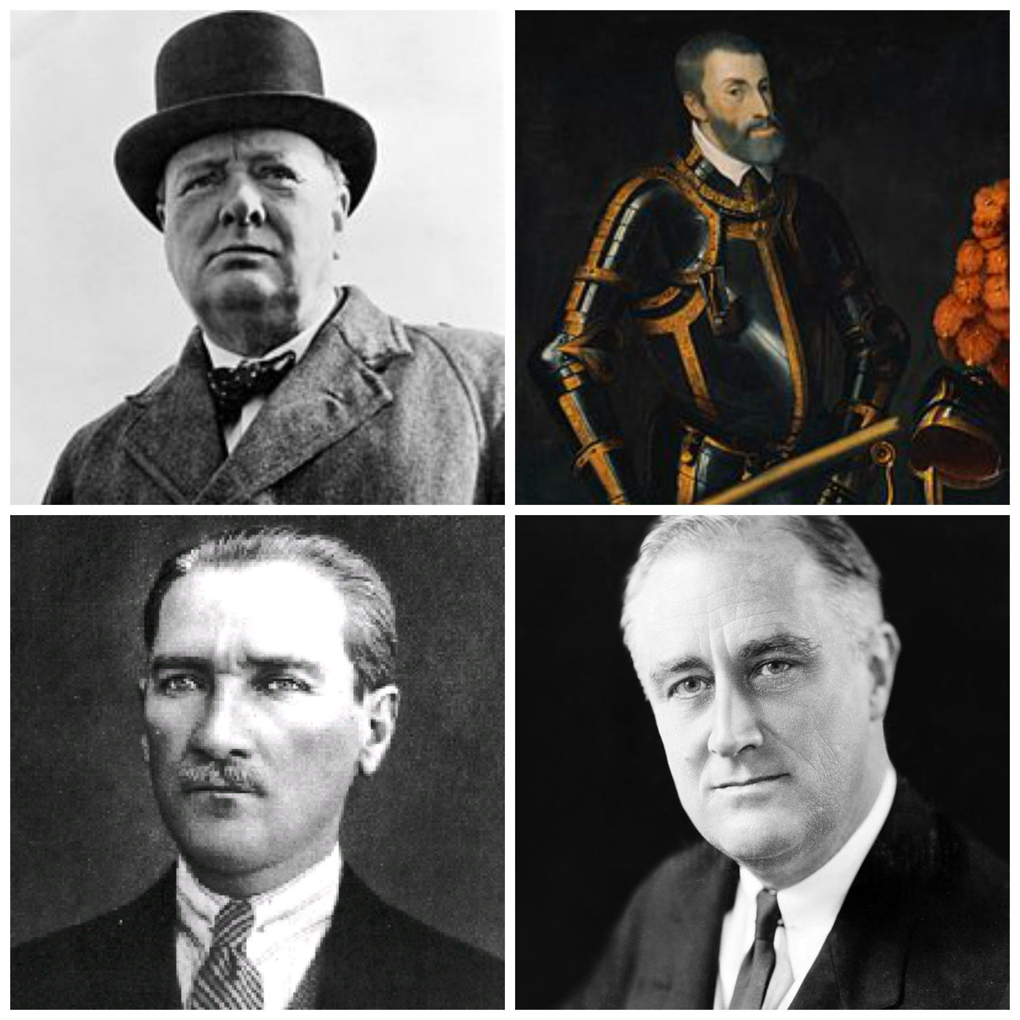 Wef best of davos 8 leadership lessons from history