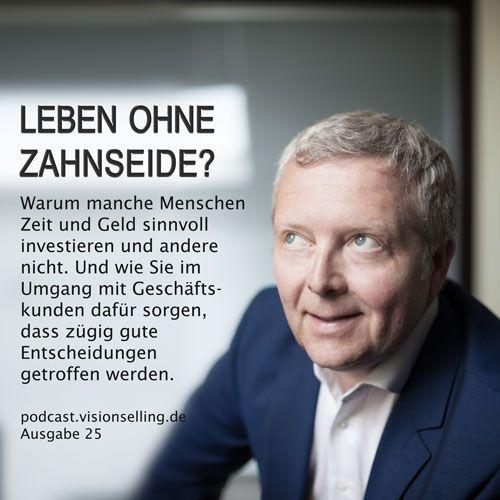 Ohne Handlungsdruck - Keine Entscheidung  http://stephanheinrich.com/2014/06/16/025-motiv-forschung-leben-ohne-zahnseide/