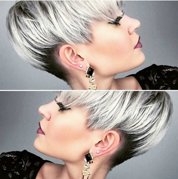 Wunderschone Moderne Haarfarben Zum Probieren 12 Tolle Beispiele