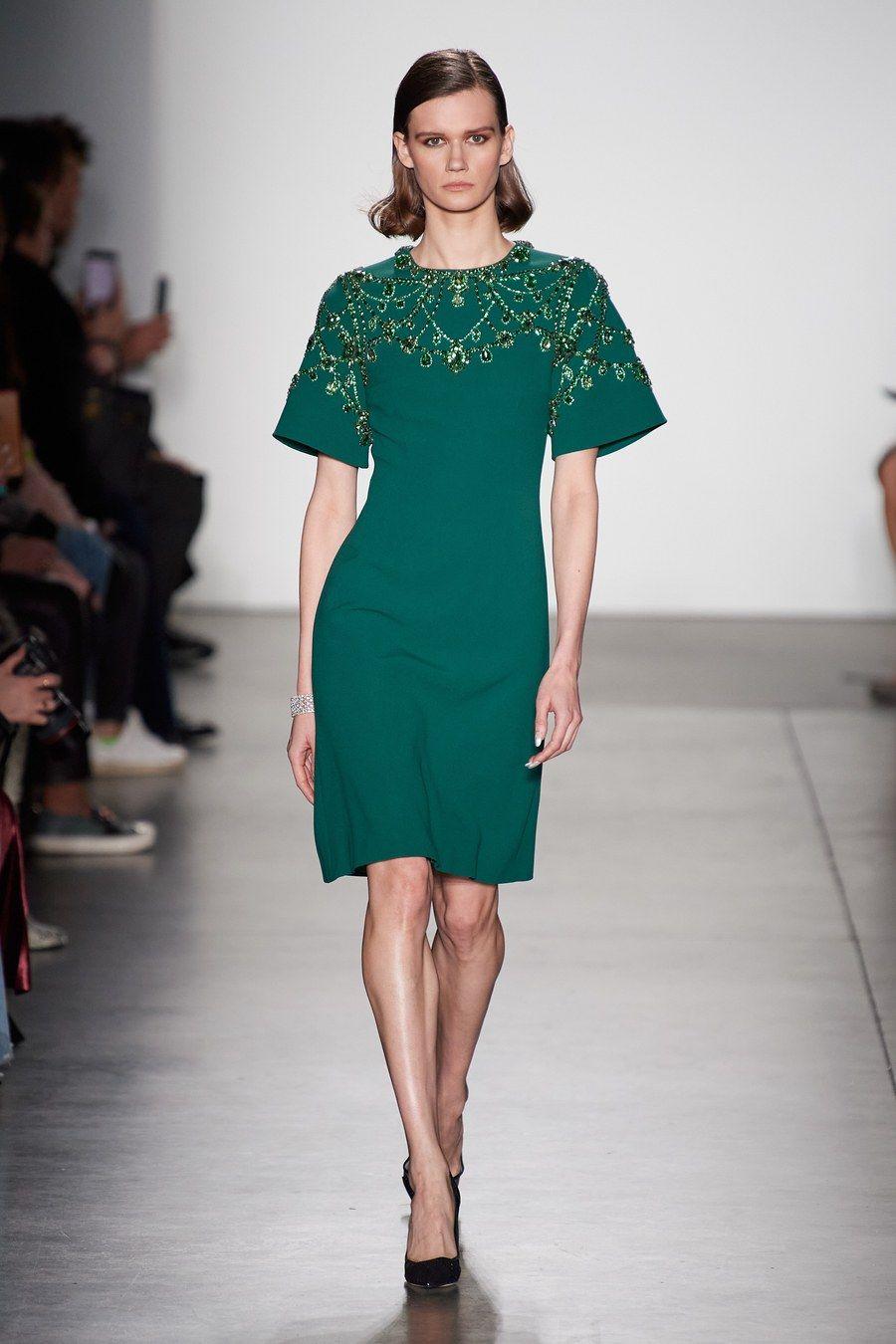 Pamella Roland Fall 2020 ReadytoWear Fashion Show în 2020