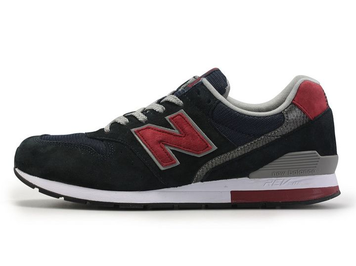 New Balance MRL 996 BN Navy Red
