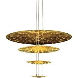 Catellani Smith Macchina Della Luce Mod A Pendelleuchte Gold Catellani Smith Catellani Della Gold L In 2020 Christmas Decorations Apartment Rustic House Light