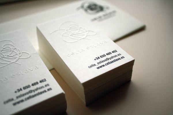 Business card and logog