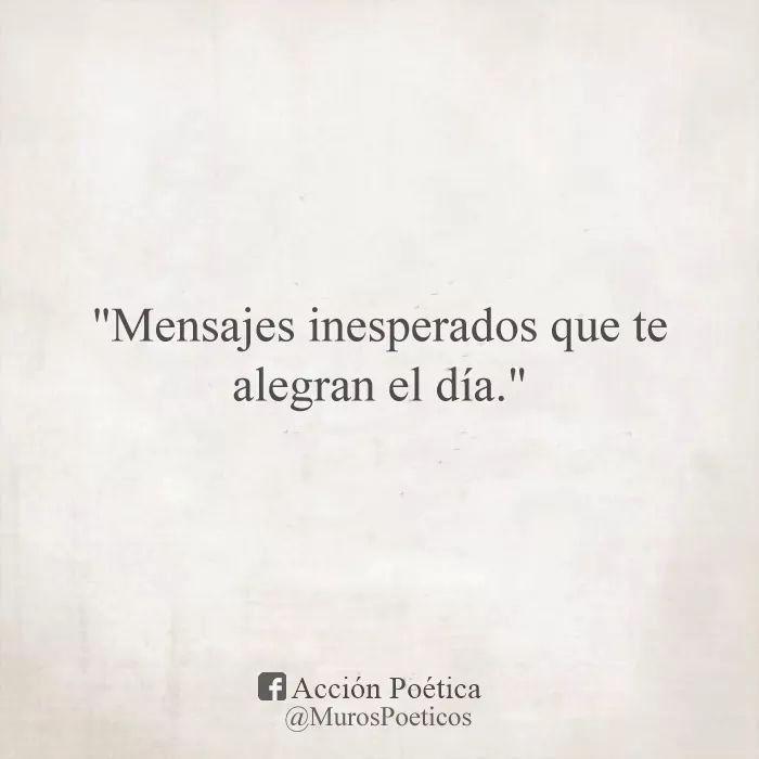 Mensajes Inesperados Frases De Amor Mensajes Y Frases