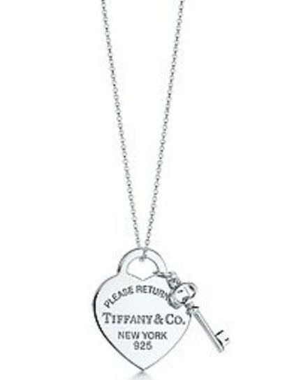 7bdefeb444c9d Tiffany necklace. Looked at this last year and wasn t really in love with  it but the more I see it the more I like it.