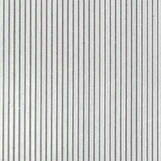 Corrugated Aluminum Sheet 030 Inch Spacing Hobby Metal