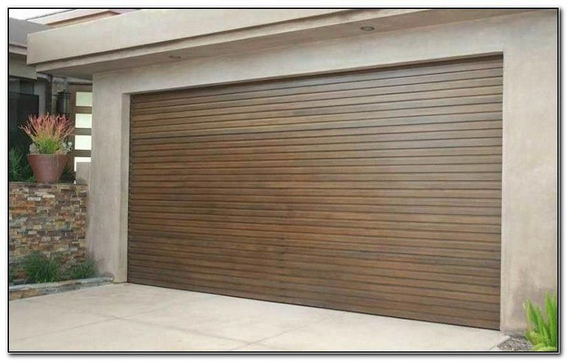 This Unique Garage Doors Decor Is Definitely A Very Inspirational And Fantastic Idea Garagedoorsdecor Garagedeuren Home Design Modern