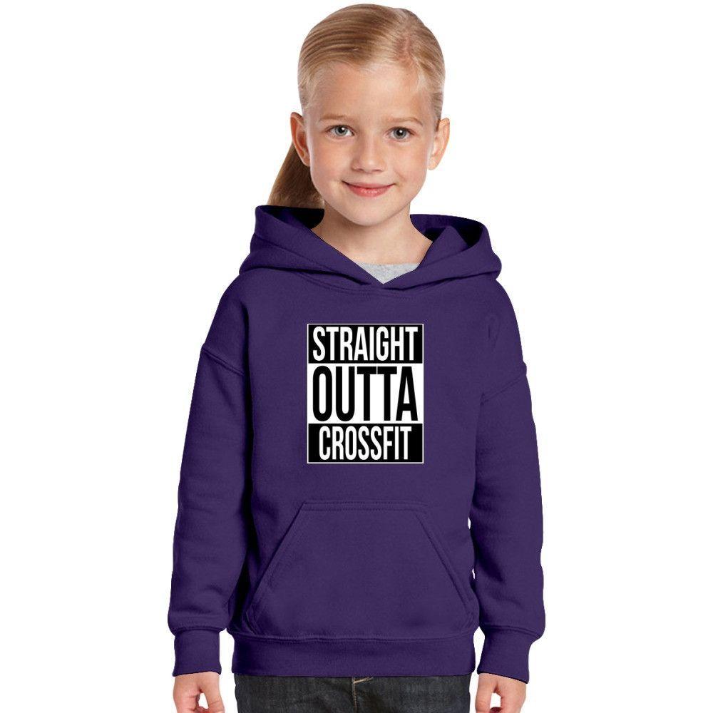 straight outta crossfit kids hoodie crossfit kids custom art