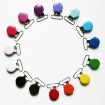 Pack Chupetero 15 colores, también los tenemos sueltos a 1 euro cada uno. ¡Son una monada!   :-)