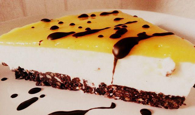 Low Carb Rezepte: ORANGEN SCHMAND TORTE