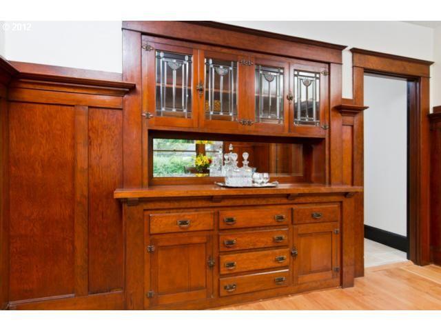 140 SE ROBERTS AVE Gresham, OR $444,900. Beautifully restored, thoughtfully remodeled historic home near downtown Gresham. Original woodwork professionally restored. - Estately